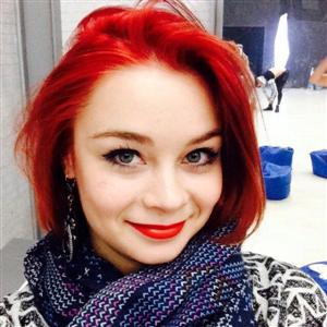 Ирина Красная - фото из Инстаграм
