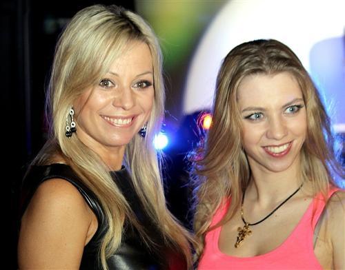 Ирина Салтыкова и её дочь Алиса (фото)