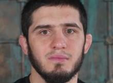 Ислам Махачев