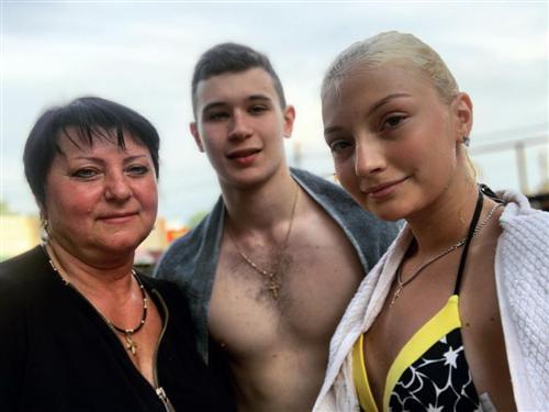 Фигурист Иван Бальченко