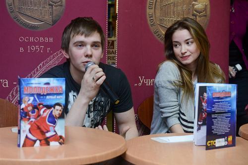Иван Дубровский (Вадим Назаров) из сериала Молодежка