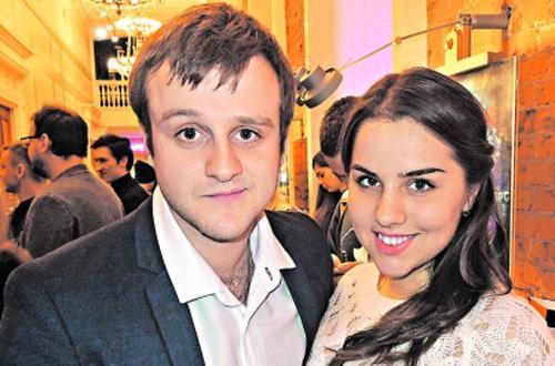 Ия Оганезова и Игорь Огурцов