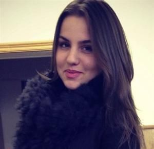 Ия Оганезова - фото из Инстаграм