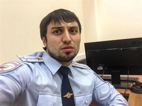 Карахан Балакеримов полицейский с Рублевки