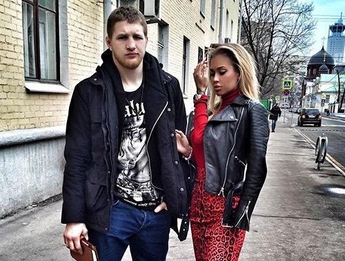 Карина Тигра и Владимир Минеев