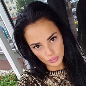 Каролина Алибекова - фото из Инстаграм