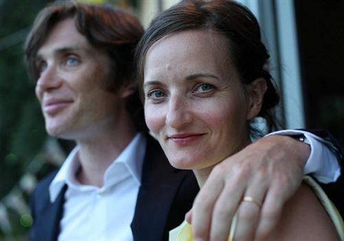 Киллиан Мерфи и его жена Ивонн Макгиннес