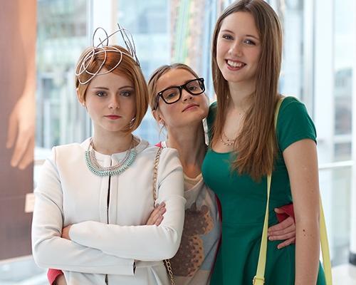 Юля Кузьмина из Кризиса нежного возраста (актриса Кристина Исайкина)