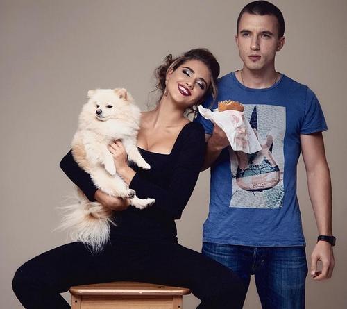 Кристина Крайт и Вадим Миллиардов