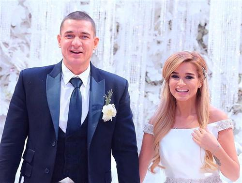 Омар Курбанов и Ксения Бородина (свадьба)