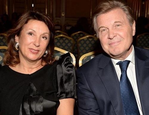 Ирина Лещенко жена Льва Лещенко