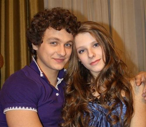 Лиза Арзамасова и Филипп Бледный