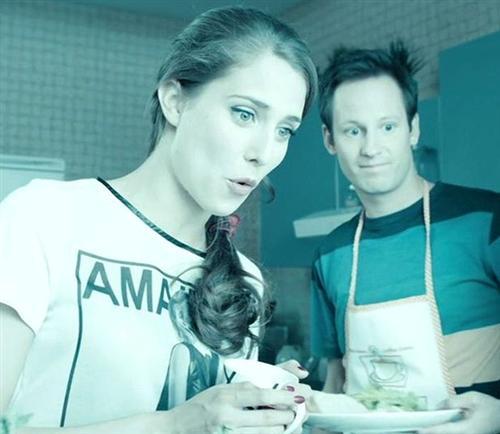 Катя и Фил из Интернов