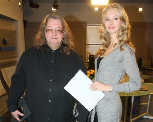 Марина Коташенко жена Градского (фото вместе)