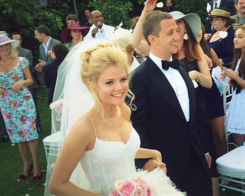 Маша Ивакова и Эрнест Рудяк (фото свадьбы)