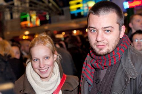 Мария Шалаева с мужем Иваном Лубенниковым