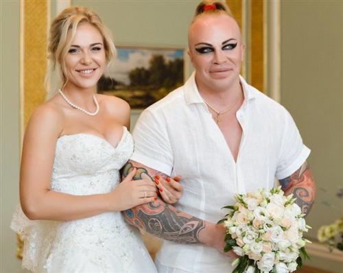 Свадьба Маси Шпак и Александра