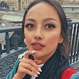 Мэри Кулешова - фото из Инстаграм