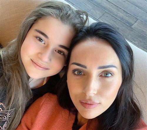 Микела Абрамова дочь Алсу