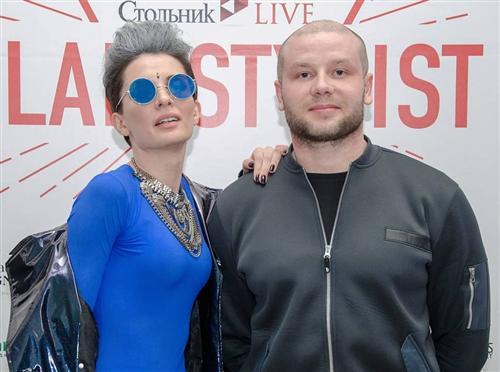 Певица Настика из шоу Песни на ТНТ