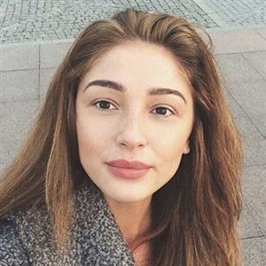 Настя Ивлева - фото из Инстаграм