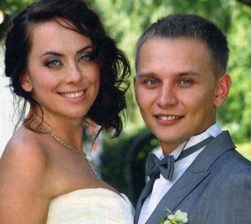 Наталья Фриске и её муж Сергей Вшиков