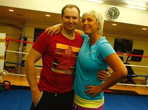 Наталья Рогозина и Сергей Жорин