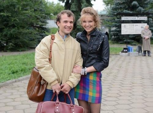 Наталья Скоморохова и Александр Якин