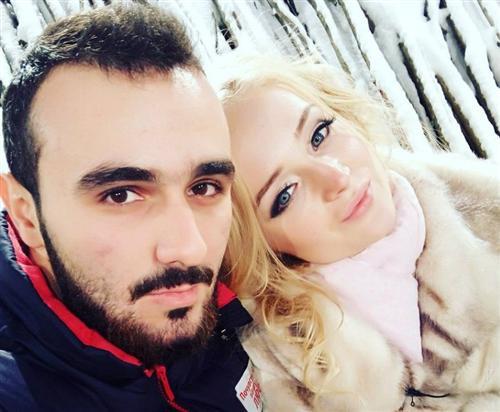 Николас Карапанаётидис и Светлана Кальметова