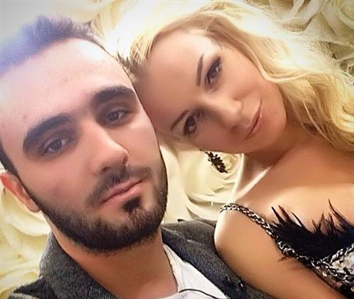 Николас Карапанаетидис и Катя Король