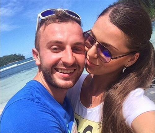Николай Барановский и Ольга Рапунцель