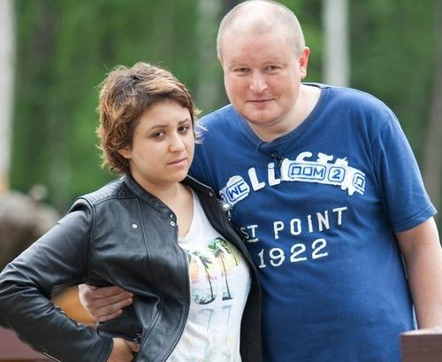 Колян Должанский и Аня Белякова