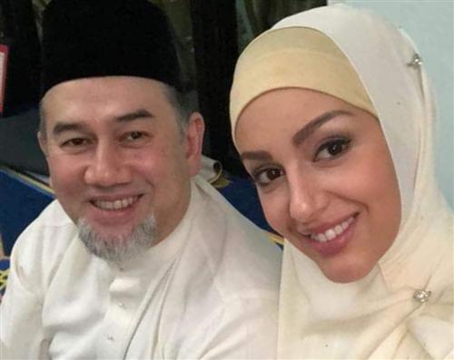 Оксана Воеводина фото в хиджабе