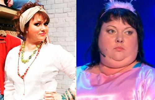 Ольга Картункова похудела (фото до и после)