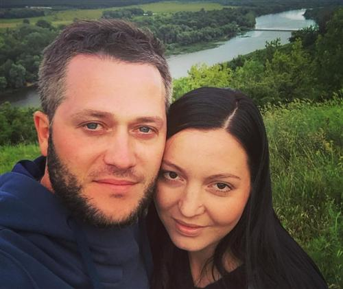 Ольга Пышненко жена Ивана Пышненко