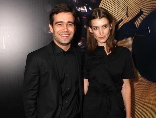 Пётр Фёдоров и модель Анастасия Иванова (его девушка)