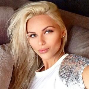 Ханна (Анна Иванова) - фото из Инстаграм