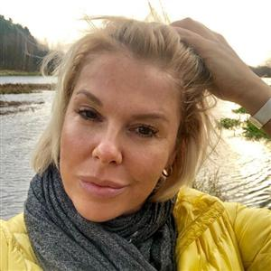 Полина Журавлева - фото из Инстаграм