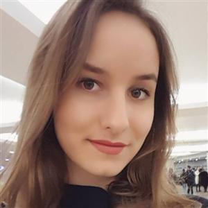 Рада Телькунова - фото из Инстаграм