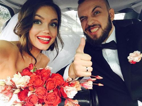 Александр Степанов и его жена Ассоль