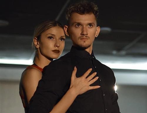 Участница «Танцы на ТНТ» Родика Букшан