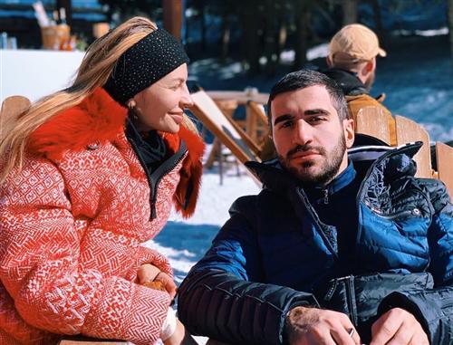 Саркис Карапетян и Саломе Кинцурашвили