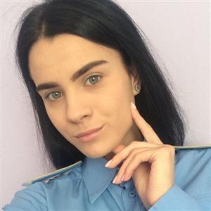 Саша-Настя Смирнова - фото из Инстаграм