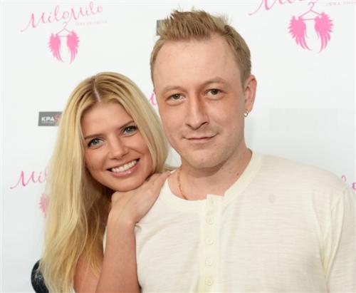 Сергей Славнов и Настя Задорожная