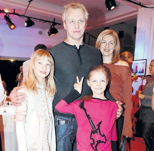 Сергей Юшкевич и его жена Елена Рашевская
