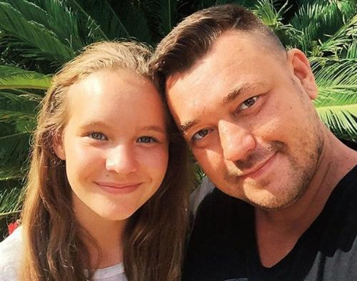 Александра Жукова дочь Сергея Жукова