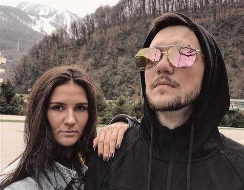 Фигуристка Софья Евдокимова и Егор Базин