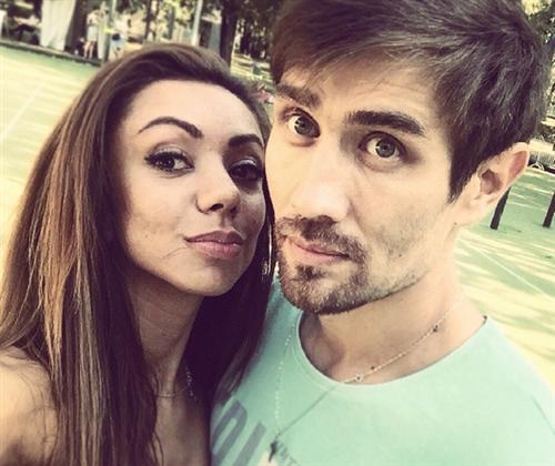 Соня Некс и её муж