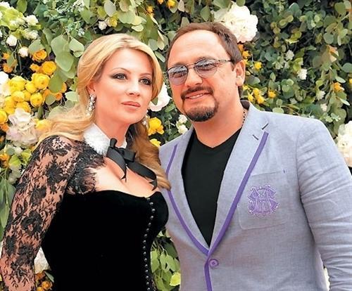 Стас Михайлов и его жена Инна Михайлова