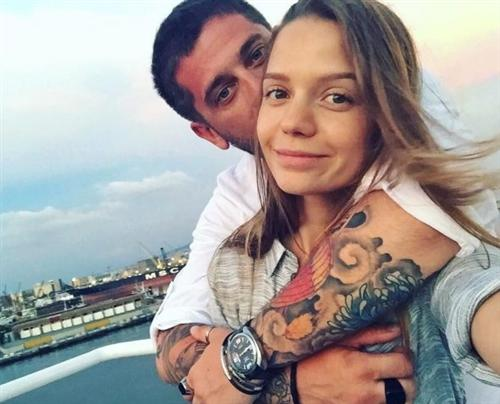 Стас Старовойтов и Ирина Крючкова